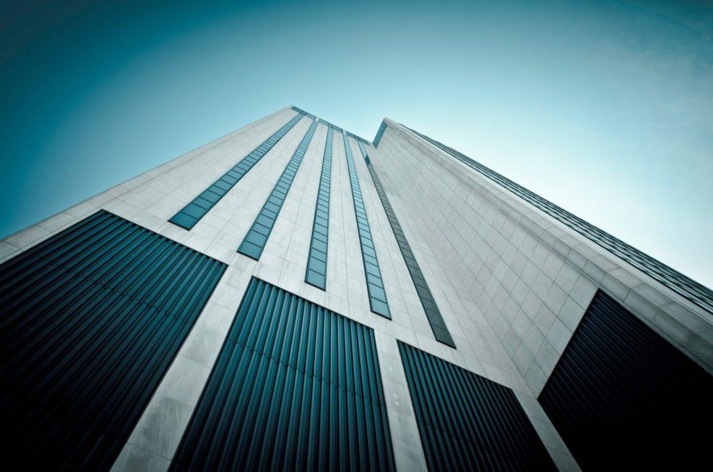 photo façade immeuble entreprise